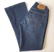 Abercrombie and Fitch Denim Jeans women size 0 Flare Medium wash Button front