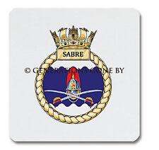 HMS SABRE GLASS KITCHEN CHOPPING BOARD