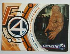 2005 Marvel Fantastic Four Movie UDE Costume FF001, FF003 & FF007 Partial Set