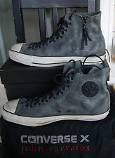 NEW CONVERSE BY JOHN VARVATOS CHUCK TAYLOR ALL STAR MULTI LACE ZIP HI  MENS 12
