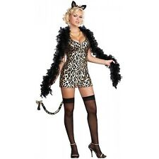 Dreamgirl Big City Kitty Womens Costume Sz XL, Brand New! Free Shipping!