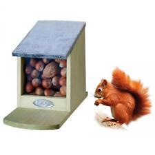 Eichhörnchen Futterstation Futterautomat Futterstelle Futterhaus 100% FSC Peküba