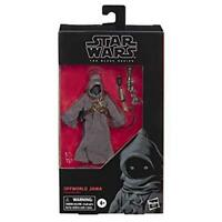"""Star Wars The Black Series Offworld Jawa Toy 6"""" Scale The Mandalorian Collectibl"""