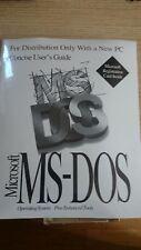 "Microsoft MS-DOS  3 1/2"" Diskettes"