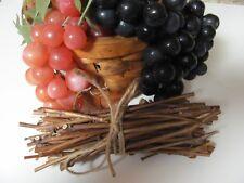 4 oz. Grape Vine Wood Sticks /Twigs Chews for Small Pets, Rabbits, Chinchilla