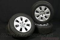 org Audi A6 4G 16 Zoll Alufelgen 7mm Sommerreifen 225 60 R16 ALU Kompletträder