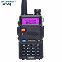 Baofeng BF-UV5R Amateur Radio Portable Walkie Talkie Pofung UV-5R 5W FM Radio