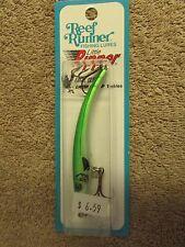 "Reef Runner Little Ripper Fishing Lure - Emerald Shiner  - 3 1/2"" Long  (G 4)"