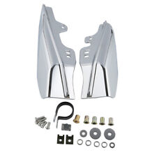 Mid-Frame Air Deflectors For Harley Touring Electra Street Road Glide 2001-2008