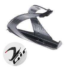 Carbon Fiber Road  Bicycle Bike Cycling Water Bottle Drinks Holder Rack Cage_WK