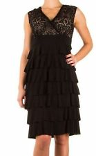 Lace Tiered Party Dresses
