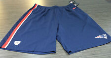 New England Patriots Official On Field NFL Football Gym Shorts Epic Navy XL