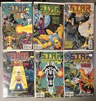 Star Corps #1-6 Complete Set Run DC Superman