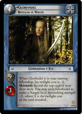 1x LORD OF THE RINGS LOTR TCG PROMO 0P50 GLORFINDEL, REVEALED IN WRATH