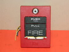 ADT 5060-S FIRE ALARM PULL STATION