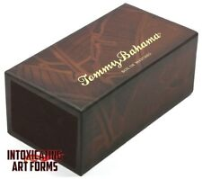 TOMMY BAHAMA TIKI DESIGN CIGAR JUMBO PACK BOX WOODEN MATCHES #1 *NEW IN BOX*