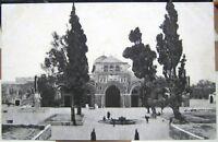 Israel Jerusalem Aksamoschee Mosquee d'Aksa - unposted