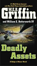 Deadly Assets (Badge Of Honor), Griffin, W.E.B., Good Book
