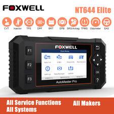2020 NT644 Elite OBD2 Scanner Full System Car Diagnostic Scanner Auto Tool US