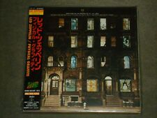 Led Zeppelin Physical Graffiti Japan Mini LP Dbl CD