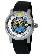 Fortis Watch Spacematic Automatic Mattern Art Limited Edition Swiss Mens Watch