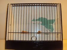 New listing Vintage Wooden Canary Show Transport Cage