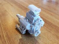 1st Gen Blown Hemi model engine resin 3D printed 1:24-1:8 scale