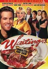 Like New FS DVD Waiting... Ryan Reynolds Justin Long Anna Faris Luis Guzman Dane