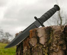 Neckknife Jagdmesser 16 cm Nackenmesser Couteau Coltello Cuchillo Cutit J079