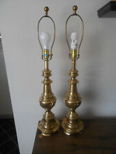 Vintage Table Lamps Pair of Ingrid Brass Artichoke Lamps Lighting Home Decor