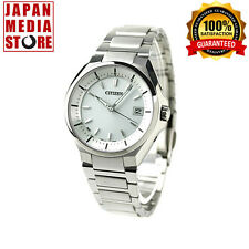 Citizen Attesa CB3010-57A Eco-Drive Atomic Radio Watch 100% Genuine from JAPAN