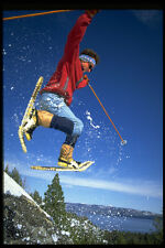 225096 Raquetas Jump Lake Tahoe Usa A4 Foto Impresión