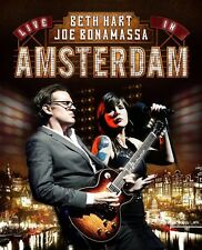 Live In Amsterdam - Beth & Joe Bonamassa Hart (2014, CD NUEVO)2 DISC SET
