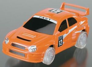 1:43 Scale Spin Drive Orange Rally Slot Car - Fast #12 - Revell #RMXW6120