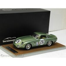 ASTON MARTIN DP 214 DAYTONA 1964 CAR #26 LIM:60PCS TECNOMODEL 1/18 #TM18-72D