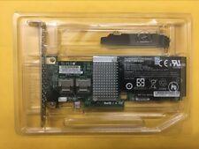 Supermicro AOC-SAS2LP-H8IR SAS2 PCI-e X8 RAID Controller +Battery