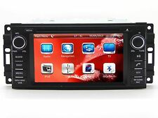 Car Stereo DVD Player GPS Navigation Radio Touch Screen For Dodge RAM 2500 3500