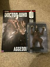 Eaglemoss Doctor Who figurine collection -  Special issue 13:  AGGEDOR