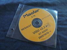 Renault Master x70 à partir de 10.2005 Atelier Manuel électrique schémas