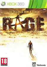 RAGE - X360 ITA - NUOVO SIGILLATO [X3600968]