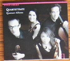QUATUOR ALFAMA Quartettsatz Music By Britten Webern Wolf CD Digipack (2011)