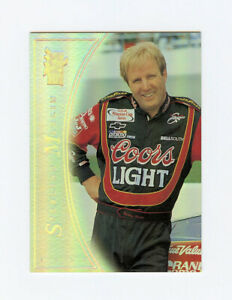 Sterling Marlin 2000 Press Pass VIP Explosives Lasers Parallel Insert Card #LX16