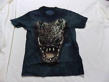 The Mountain YOUTH Gator Head T-Shirt - Kids Small
