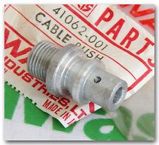 KAWASAKI KZ650SR KH500 H1 F5 F9 F8 F11 F7 F6 SPEEDOMETER CABLE BUSHING 41062-001