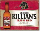 George Killian's Irish Red Lager Beer Beers Alcohol Humor Metal Sign