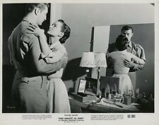 ROBERT MITCHUM ANNE BLYTH ONE MINUTE TO ZERO 1952 VINTAGE PHOTO ORIGINAL