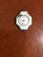 Pocket Watch Working Antique Small Champ Swiss