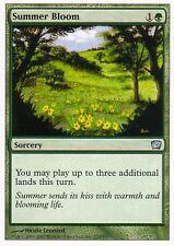 Floración de verano. EX | 9 ª edición | MTG Magic