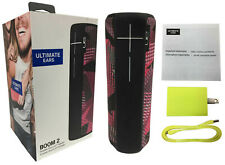 Ultimate Ears UE Boom 2 Bluetooth Waterproof Portable Speaker Twilight Magenta