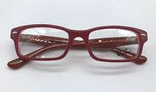 abd9050515 Ray-Ban RB 1530 Authentic Youth Eyeglasses Frame 48-16-130 Pink 3590